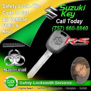 Suzuki Keys & FOBs