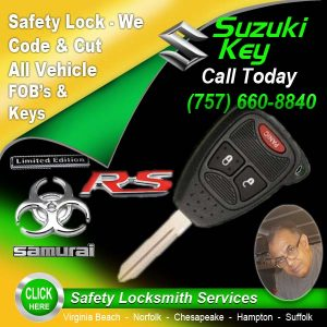 Suzuki Key