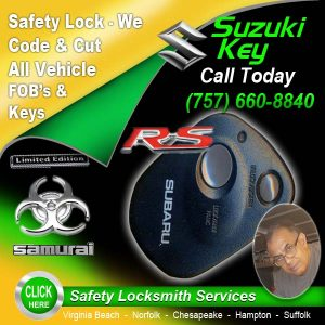 Suzuki FOB Repairs