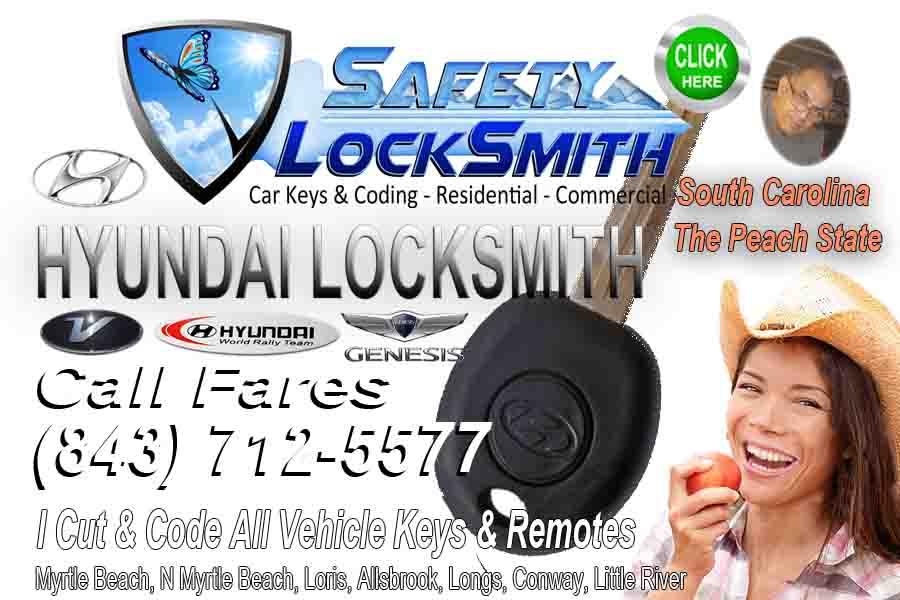 Hyundai Key Locksmith
