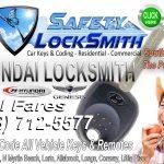 Hyundai Locksmiths