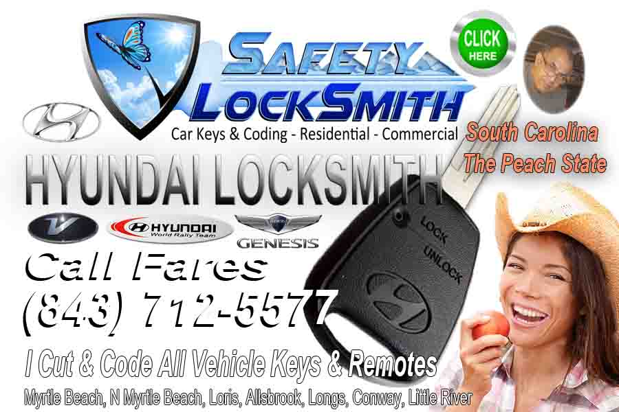 Car Key Locksmith Hyundai