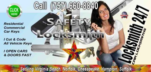Car Locksmith – Call Fares Now 757 660-8840