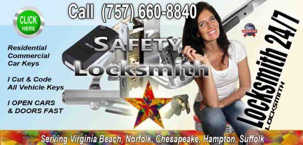 Locksmith – Call Fares Now 757 660-8840