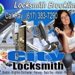 Locksmith Brookline Call Ray 617-383-7290