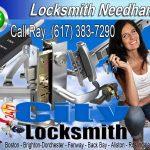Locksmith Needham Call Ray 617-383-7290