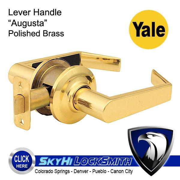 Yale Locksmith Call SkyHi Today 719-636-3777
